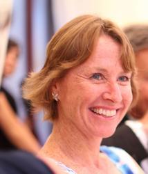 Shelley Bennet, estate agent